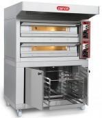 Zanolli double deck Pizza oven Citizen 9 + 9