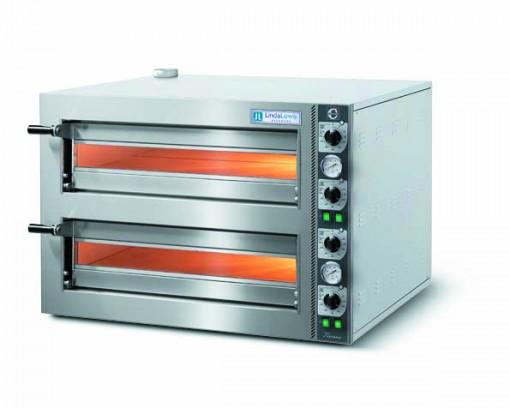 Cuppone Double Deck Pizza Oven Tiziano LLKTZ720-2