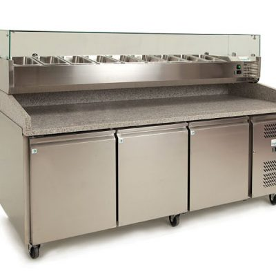 3 Door Pizza Counter EPZ 3600 TN