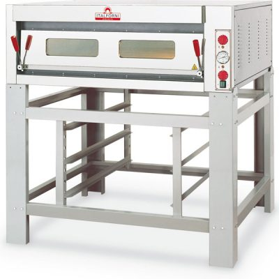 Italforni TKD 1 Single Deck Pizza oven