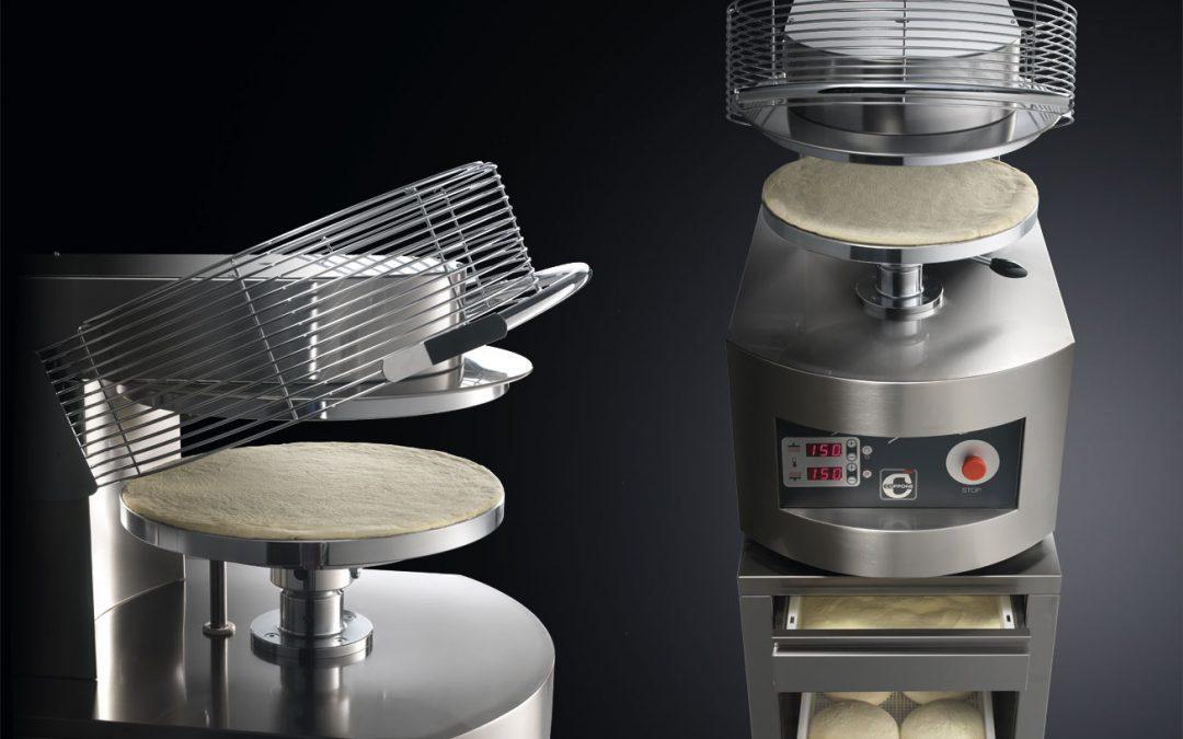 Cuppone pizza press
