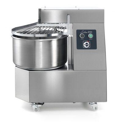 Spiral Pizza Dough mixer Cuppone LLKMA 30