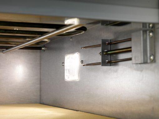 Cuppone Double Deck Pizza Oven Tiziano LLKTZ7202