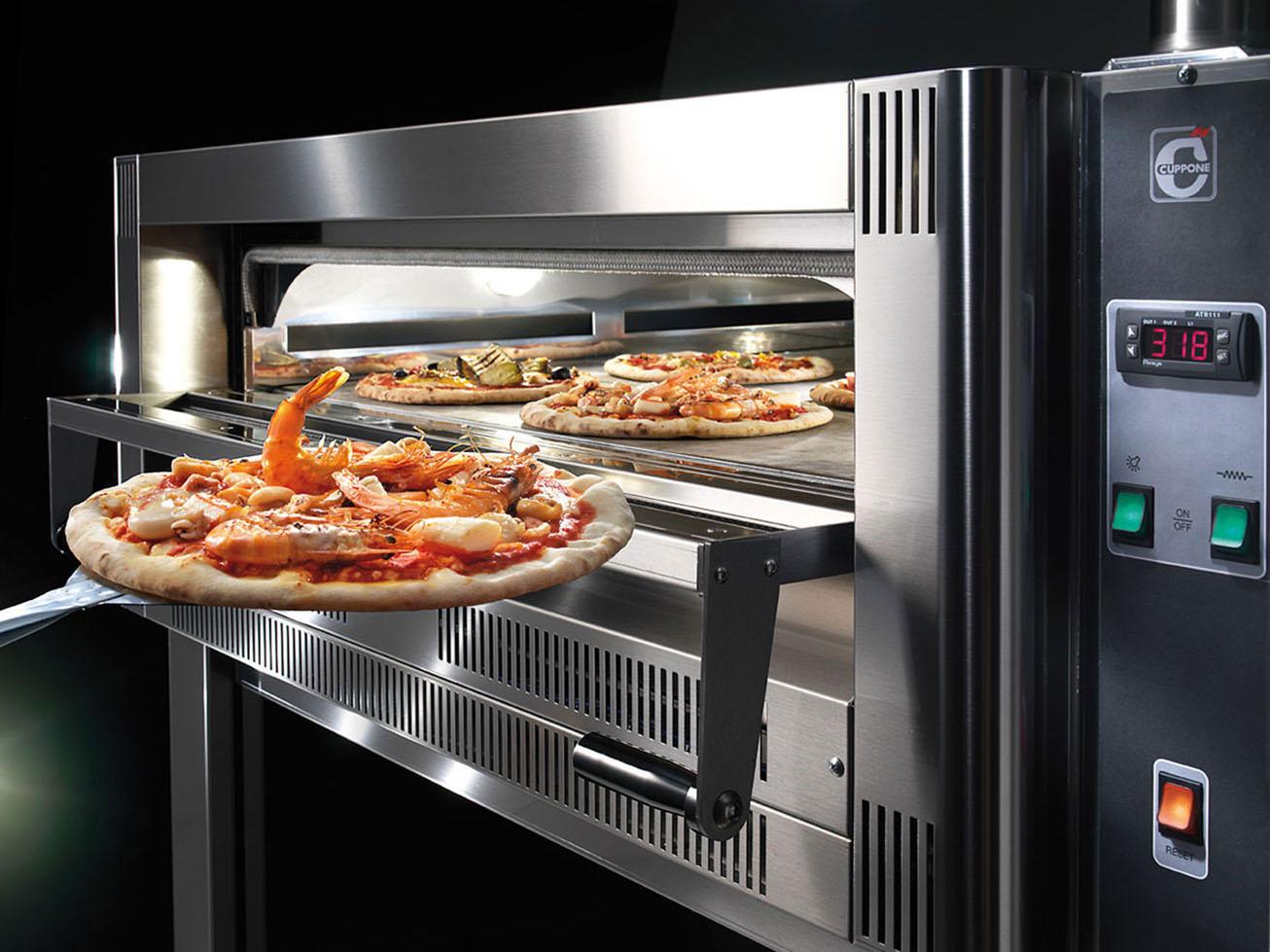 cuppone gas pizza oven llk5g euro pizza ovens. Black Bedroom Furniture Sets. Home Design Ideas