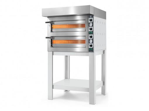 Cuppone LLKTZ520 - 1 Single Deck Pizza oven