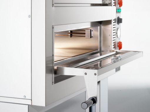 Cuppone double deck pizza oven Tiepolo LLKTP6352L