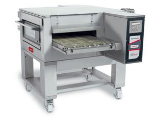 Zanolli 08/50V Gas Conveyor Pizza Oven 20 inch