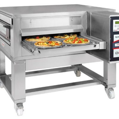 Zanolli 32 Inch Belt Conveyor Pizza Oven 11/65V