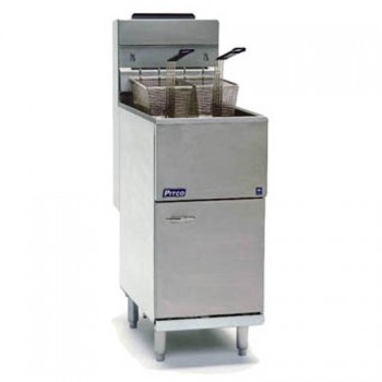 Pitco C 35 Gas Fryer