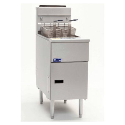 Pitco Gas fryer SG14S