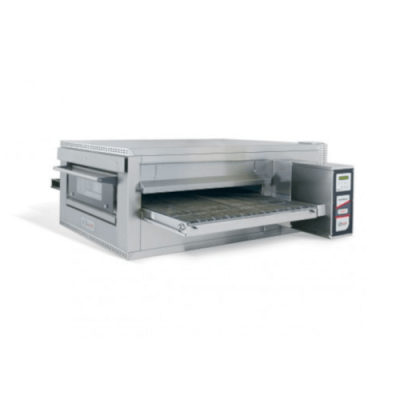 single deck 40 inch conveyor pizza oven