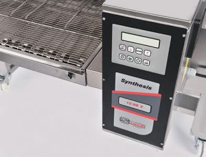 Zanolli 12/100 VG 40 inch belt conveyor pizza oven