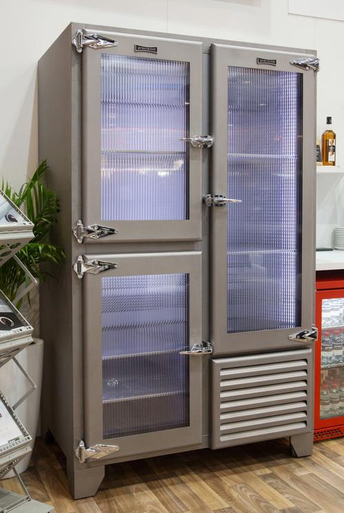 Retro Refrigeration Hru 2 Euro Pizza Ovens