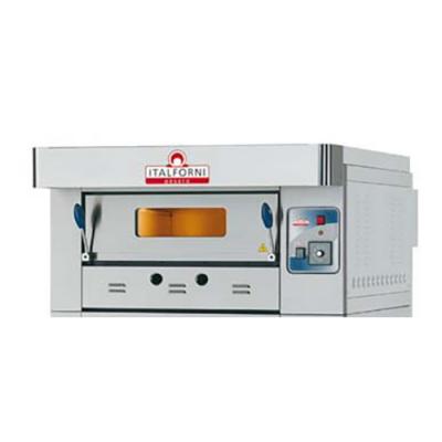 Italforni EGA-1 Heavy duty single deck gas pizza oven