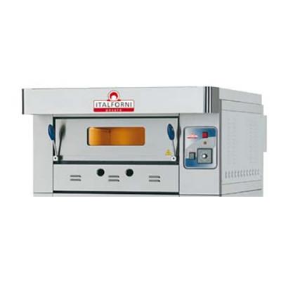 Italforni EGB-1 Heavy duty single deck gas pizza oven