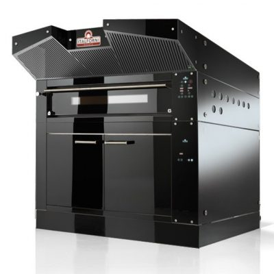 Italforni Bull Oven BL Single deck pizza oven