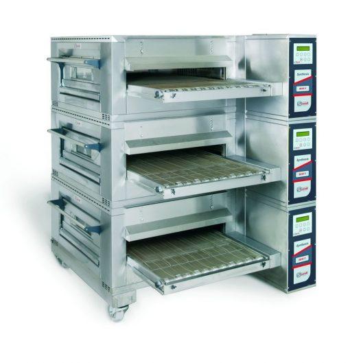 Zanolli 26 Inch Conveyor Pizza Oven Electric 11/65v