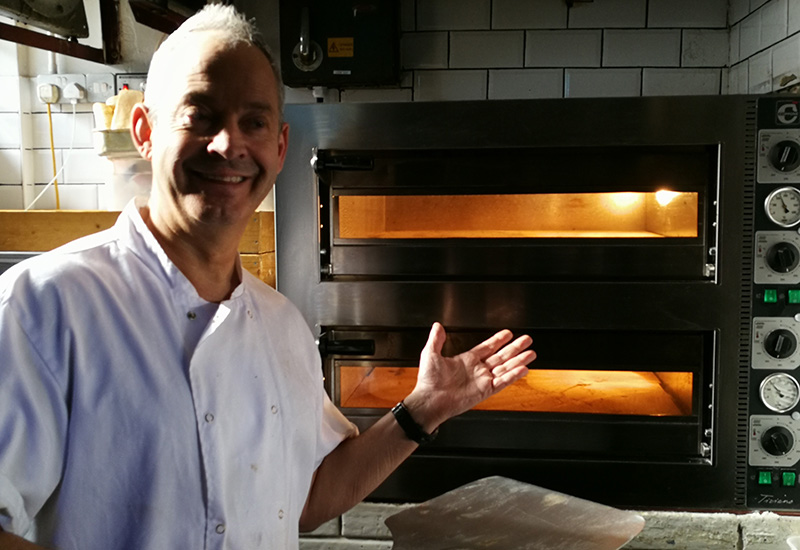 LLK teams up with Euro Pizza Ovens to revitalise kitchen