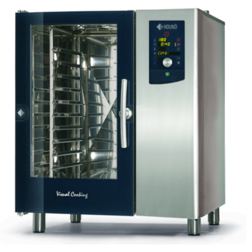 Houno C1.10 Combi Oven Electric 10 Tray Oven