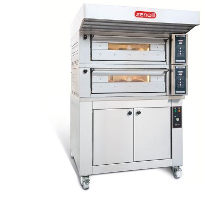 Zanolli Teorma Electric oven for pizza, bread and pastry making