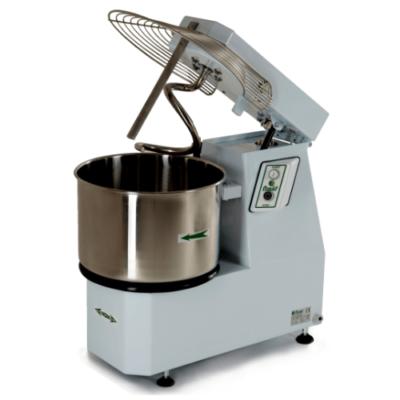 Fimar 18/CNS 22litre Spiral Dough Mixer With Removable Bowl