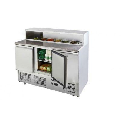 Atosa ICE3858GR 3 door prep counter