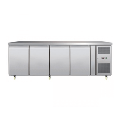Atosa EPF3482 4 door freezer counter