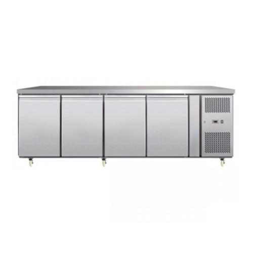 Atosa EPF3482 4 door freezer counter