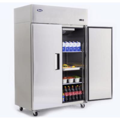 Atosa MBF8117 double door fridge