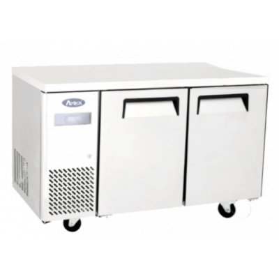Atosa YPF9037 2 door freezer counter