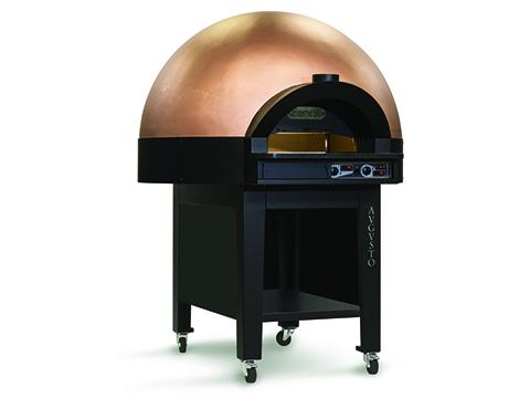 Bronze dome Augusto pizza oven