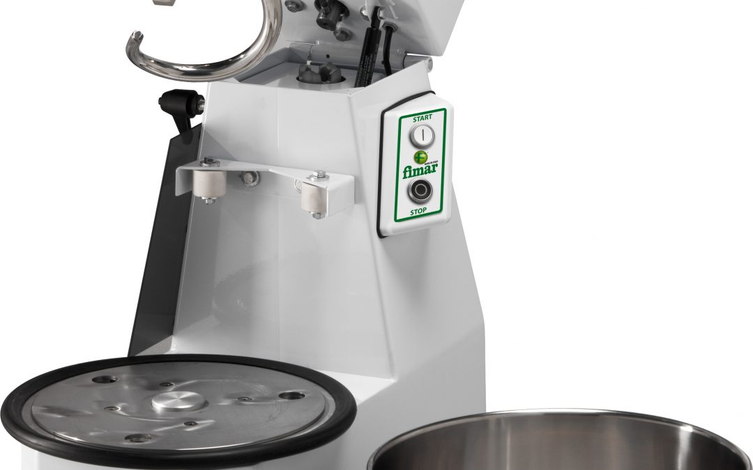 Top 3 dough mixers for pizza restaurants
