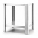 Stainless steel stand for Italian TKD2