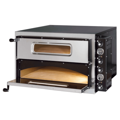 GGF BASIC 44 Double deck pizza oven