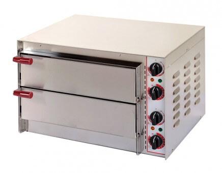Little Italy Mini 4336/2 twin deck pizza oven