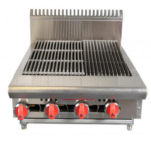American Range ARRB24A Heavy duty radiant gas grill