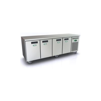 GEN4100L – 4 door GN freezer counter