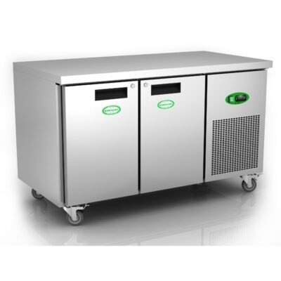 GEN2100H - 2 Door GN Chiller Counter