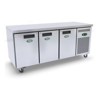 GEN3100H - 3 Door GN Chiller Counter