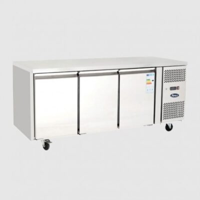 Atosa EPF3472HD Three Door Counter Freezer 420ltrs