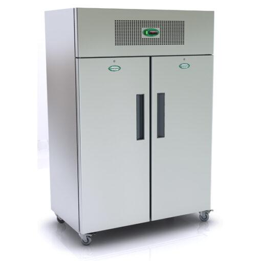 Genfrost GEN1400L Double door upright freezer