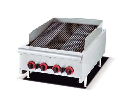 Charbroiler OMG-24A Gas with water trays