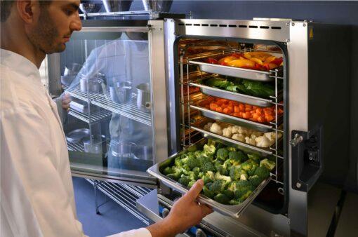 Piron Galilei Plus KT Slim Combi oven 10 x 1/1 gn PF1550